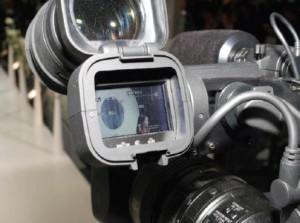 Видоискатель камеры XL H1 с ЖК-монитором